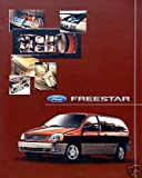 2004 Ford Freestar minivan press kit