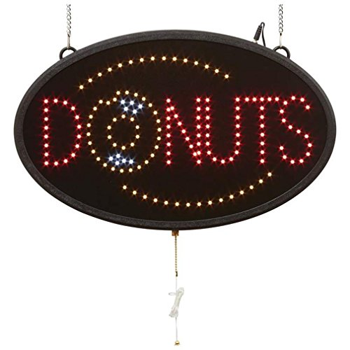 Mitaki-Japan Donuts Programmed Led Sign