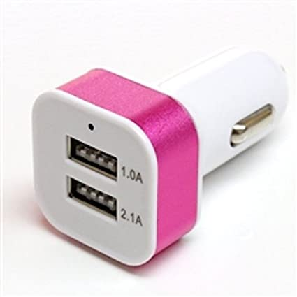 Pebble-3.1A-Dual-USB-Car-Charger