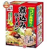 永谷園 煮込みラーメン しょうゆ味 314g×6箱入