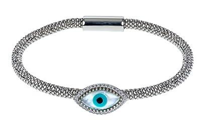 TM Necklace, Anklet, Bracelet -- .925 Sterling Silver Wave Chain