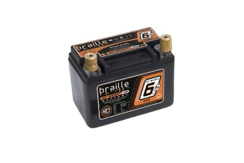 Braille Battery B106C Carbon Fiber Lightweight Racing Battery