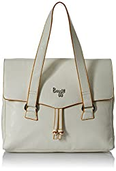 Baggit Women's Handbag (White)