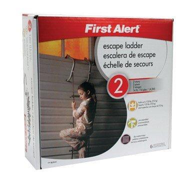 First Alert Fire Escape Ladder 14' L Boxed 125 Lb