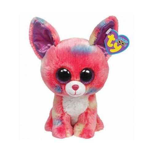Ty Beanie Boos Cancun Chihuahua Plush, Pink - 1