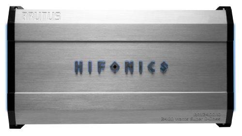 Hifonics Brx2400.1D Brutus Vehicle Mono Subwoofer Amplifier