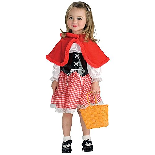 Red Riding Hood Small Kids Costume - Small