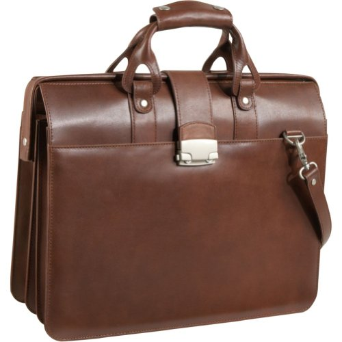 AmeriLeather Leather Doctor s Carriage BagB0001EMM0G