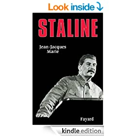 Staline (Biographies Historiques) (French Edition)