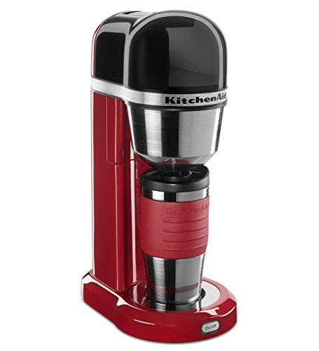 KitchenAid KCM0402ER Personal Coffee Maker - Empire Red