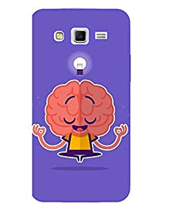 Happoz Samsung Galaxy J7 2016 Model ( J710 ) Cases Back Cover Mobile Pouches Shell Hard Plastic Graphic Armour Premium Printed Designer Cartoon Girl 3D Funky Fancy Slim Graffiti Imported Cute Colurful Stylish Boys D028