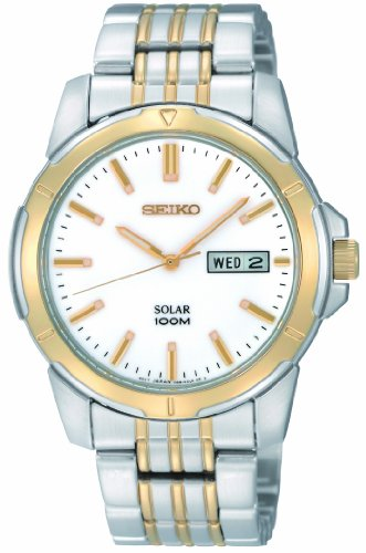 Seiko Men's Solar Watch SNE094P1