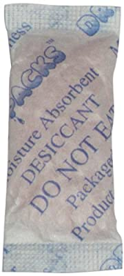 Aroma Dri 2000-Pack Silica Dehumidifiers Gel Packet, Rose Scented