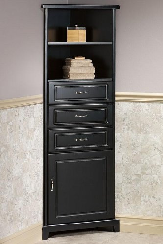 corner linen cabinets creating space where you need it most