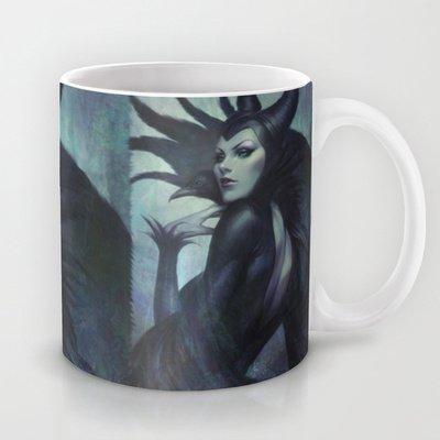 "Society6 - Wicked Coffee Mug By Artgermâ""¢"