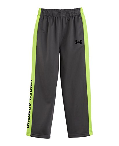 Under Armour Baby-Boys Infant Brawler Pant Graphite, Graphite, 18 Months front-334086