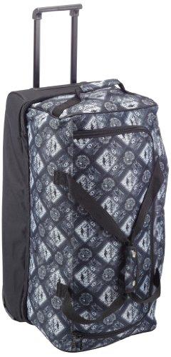 Roadsign Reisetasche, schwarz, 67 x 38 x 32 cm,