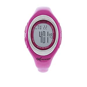 Sector Sports Watch R3251173615 In Collection Cardio with Digital Display and Lady Pink Strap