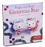 Jingle and Bell's Christmas Star Hallmark gift book interactive story book