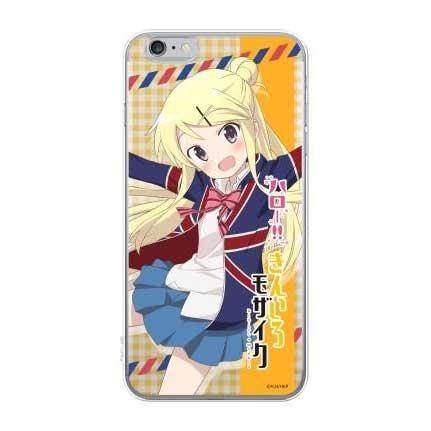 iPhone6Plusカバー『ハロー!!きんいろモザイク』九条カレン