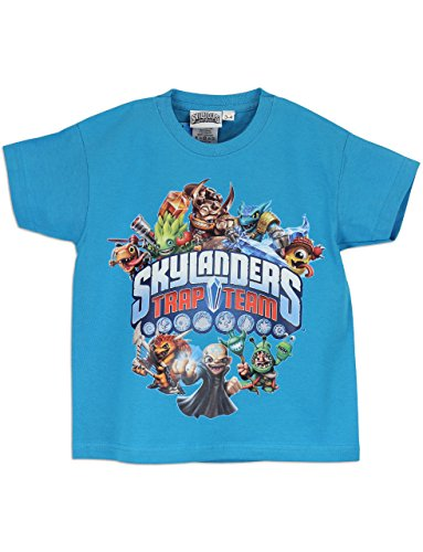 Character Boys' Skylanders Trap Team Long Sleeved Top