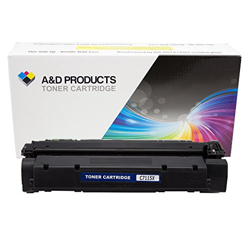 A&D Products Compatible Replacement for HP C7115