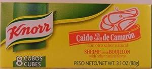 Knorr Shrimp Bouillon Cubes 8 Count 3.1-Ounce