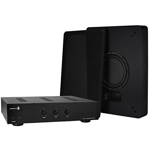 Dayton Audio SA230/VS8 Subwoofer System Amplifier Package (Dayton Sa230 compare prices)