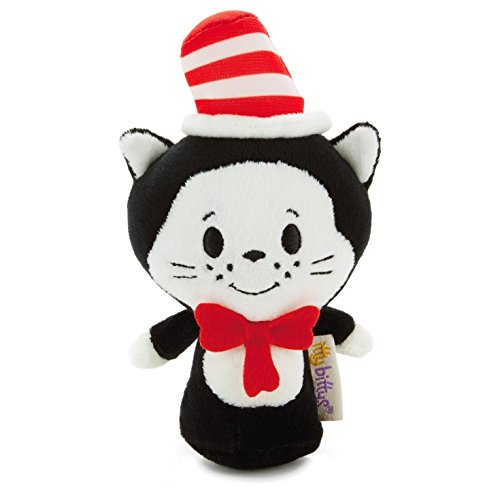 Hallmark-itty-bittys-Limited-Edition-Cat-in-the-Hat-Stuffed-Animal