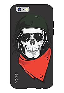 Noise Ghost Rider-Black Printed Cover for Apple Iphone 6 Plus