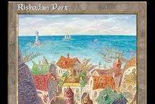 マジック:ザ・ギャザリング 【英語】 【メルカディアン・マスクス】 リシャーダの港/Rishadan Port