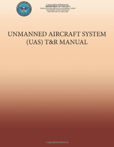Unmanned Aircraft System (UAS) T&R Manual
