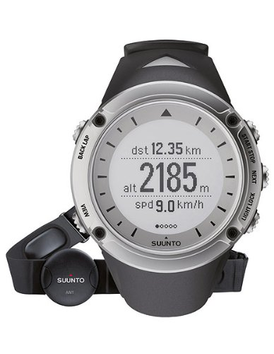 Suunto Ambit Heart Rate Monitor Silver