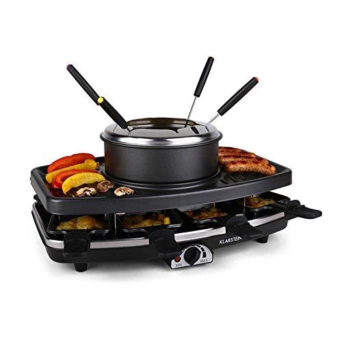 h koenig rp85 appareil a raclette 3760124951851 cuisine maison raclettes alertemoi. Black Bedroom Furniture Sets. Home Design Ideas