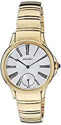 Seiko Analog White Dial Womens Watch - SRKZ56P1