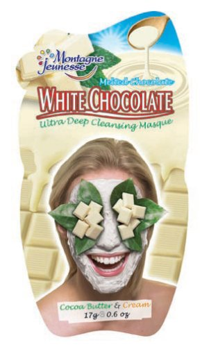 Montagne Jeunesse White Chocolate Face Masque