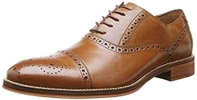 Johnston Amp Murphy Men S Conard Cap Oxford Amazon Com