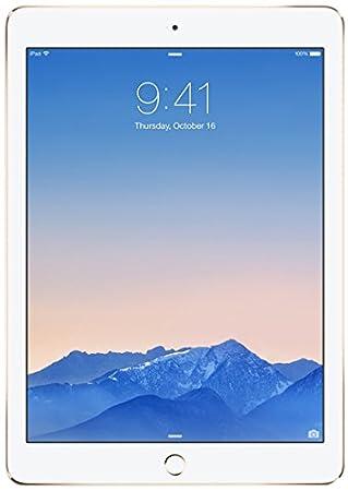 Apple iPad Air 2 - 128 Go - Or - version Wifi + 4G