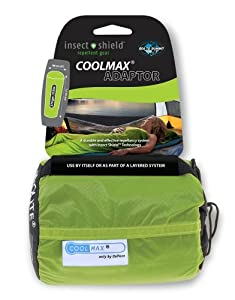 Sea to Summit Coolmax Adaptor Liner with Insect Shield by Sea to Summit