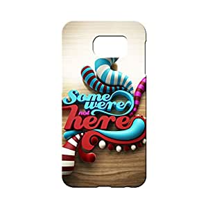 G-STAR Designer 3D Printed Back case cover for Samsung Galaxy S6 - G3912