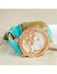 Hello Kitty Watch Rhinestone Necklace