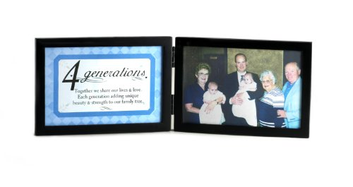 The Grandparent Gift Frame, 4 Generations