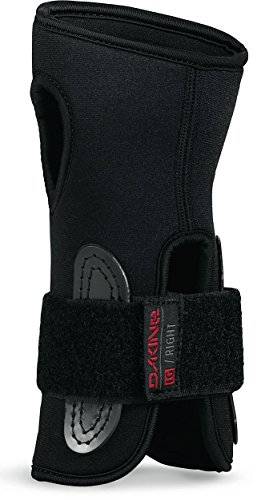Dakine Men's Wrist Guard (1 Pair), Black, Large