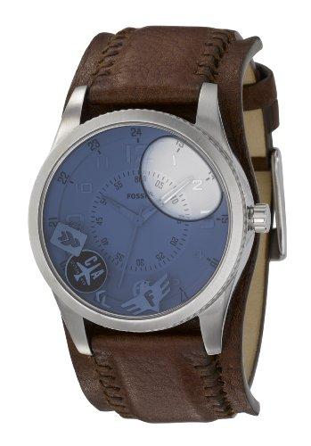 FOSSIL (フォッシル) 腕時計 TREND WATER WATCH ウォーターウォッチ シルバーダイアル/ブルーウォーター/ シルバーチャーム JR1026 メンズ [正規輸入品]