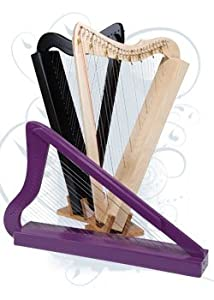 Amazon.com: Rees Harps Sharpsicle Harp with Sharping Levers: Musical