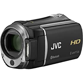 JVC GZ-HM550 High Definition Camcorder