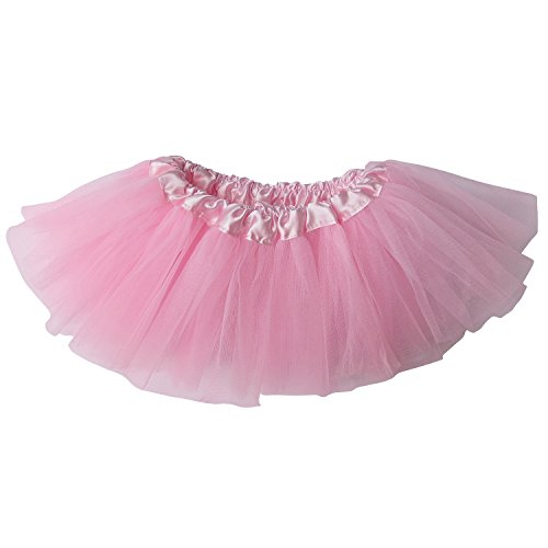Premium 5 Layer Girls Dance Dress-Up Ballet Costume Dance Tutu Skirt