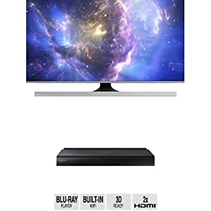 Samsung UN48JS8500 48-Inch TV with BD-J7500 Blu-ray Player by Samsung