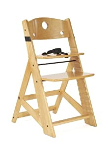Keekaroo Height Right Kids High Chair, Natural