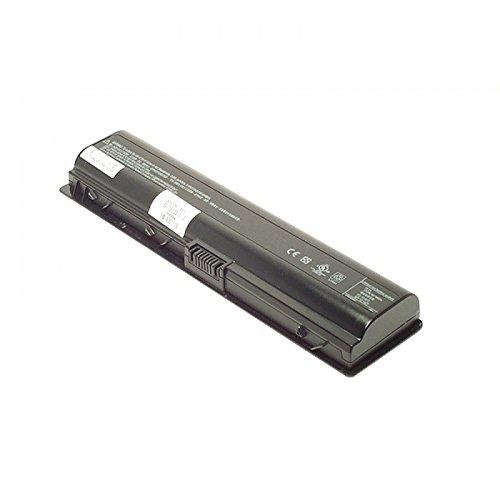 Batterie pour HP Compaq EV089AA, 6 cellules, Li-Ion, 10.8V, 4400mAh, noir
